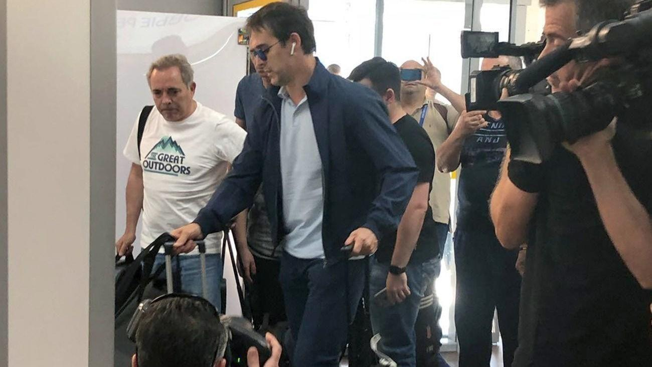 World Cup notes: Spain replaces coach Julen Lopetegui with Fernando Hierro two days before opener