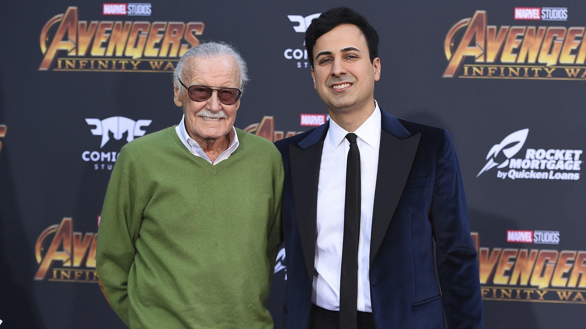 Police investigate reports of elder abuse against Marvel Comics legend Stan Lee