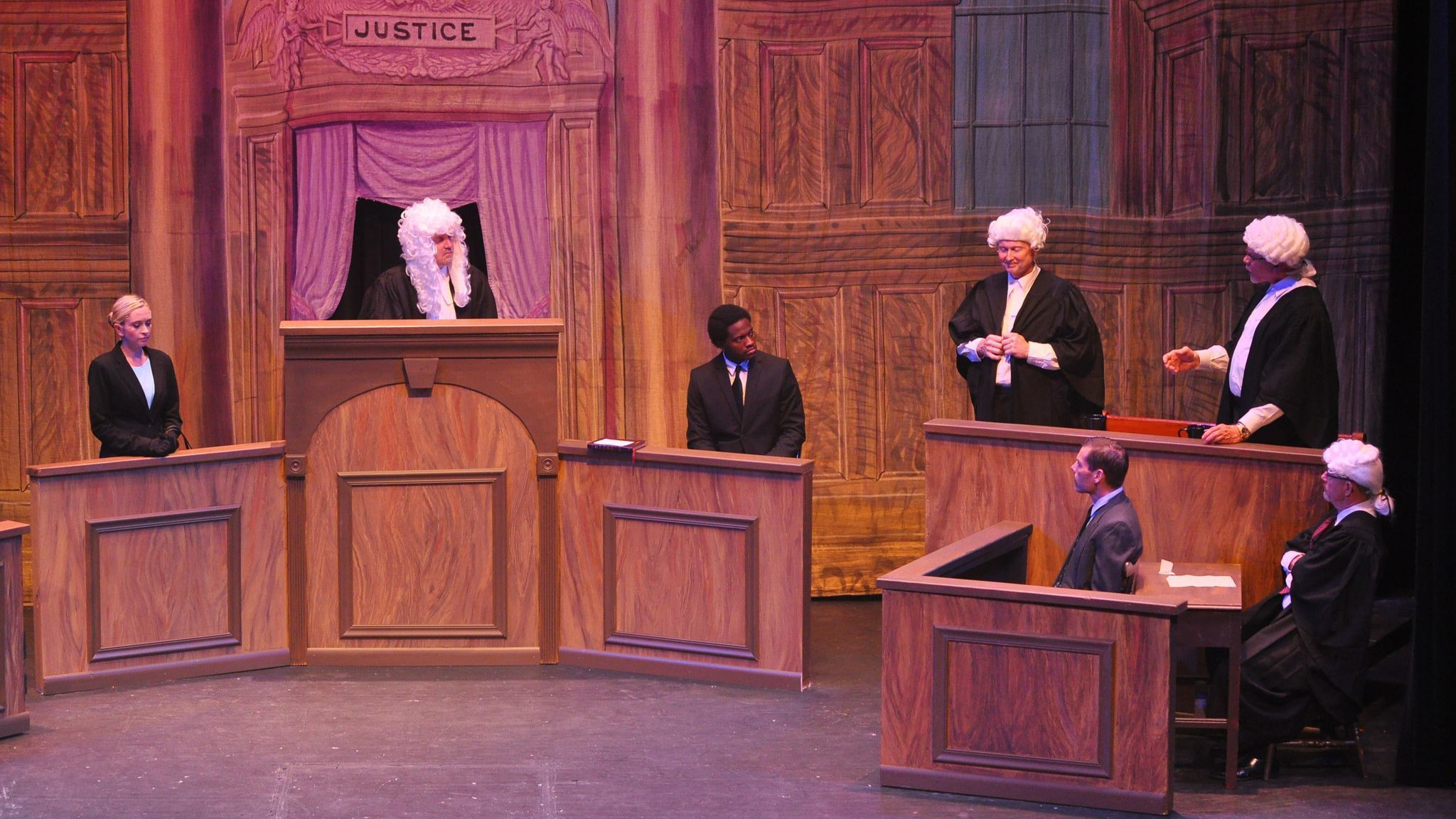 'Witness for the Prosecution'