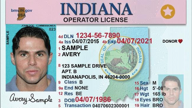 documents to renew indiana drivers license
