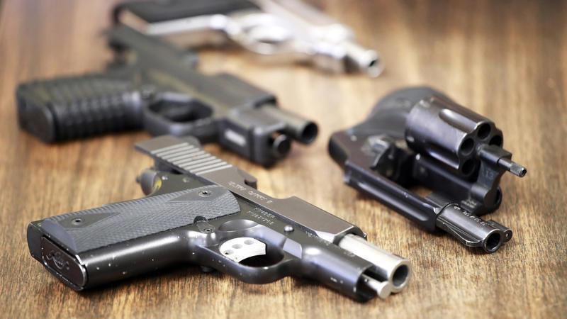at&t gun policy