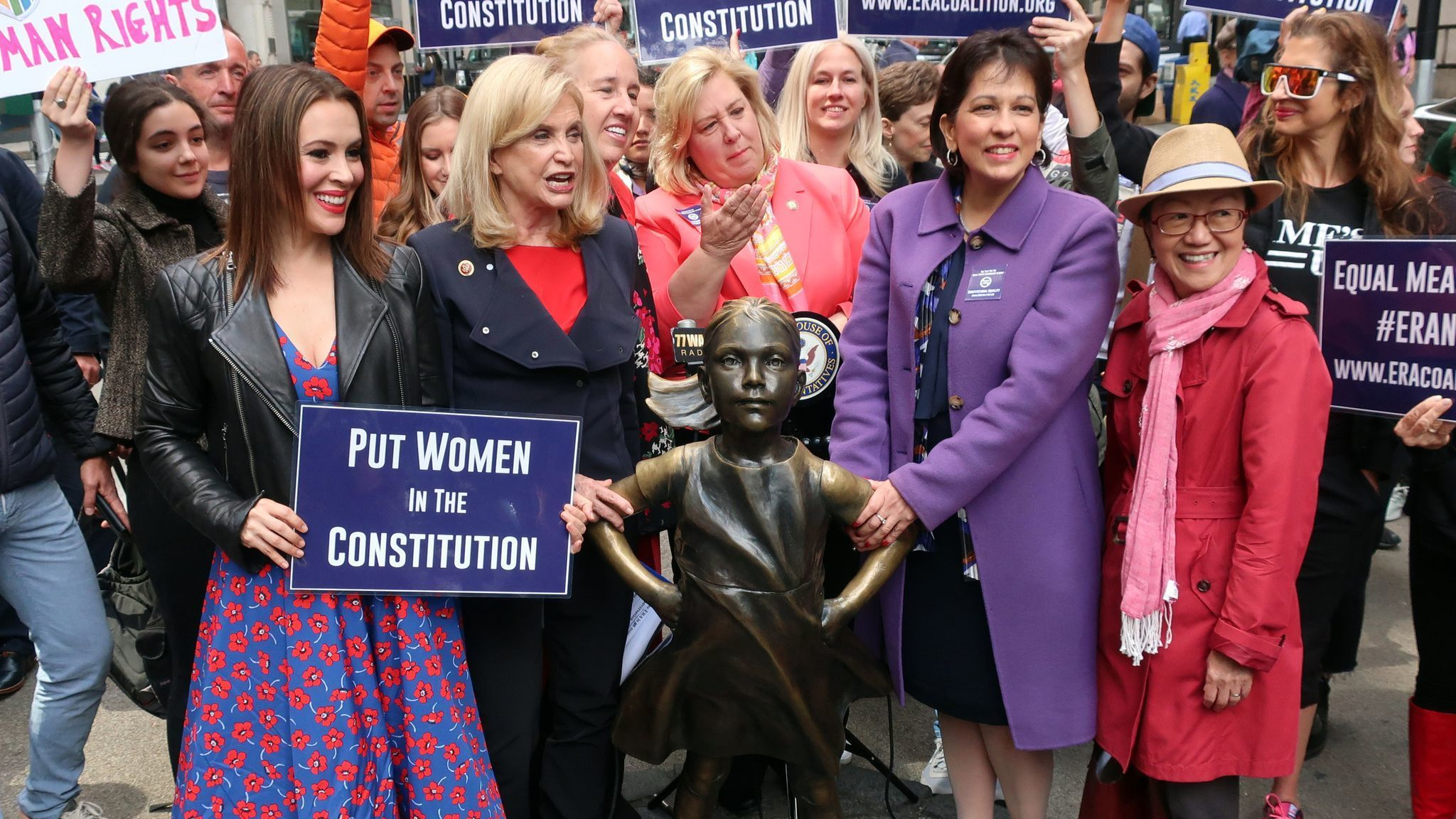 No more waiting. After nearly a century, now is the time to ratify the Equal Rights Amendment