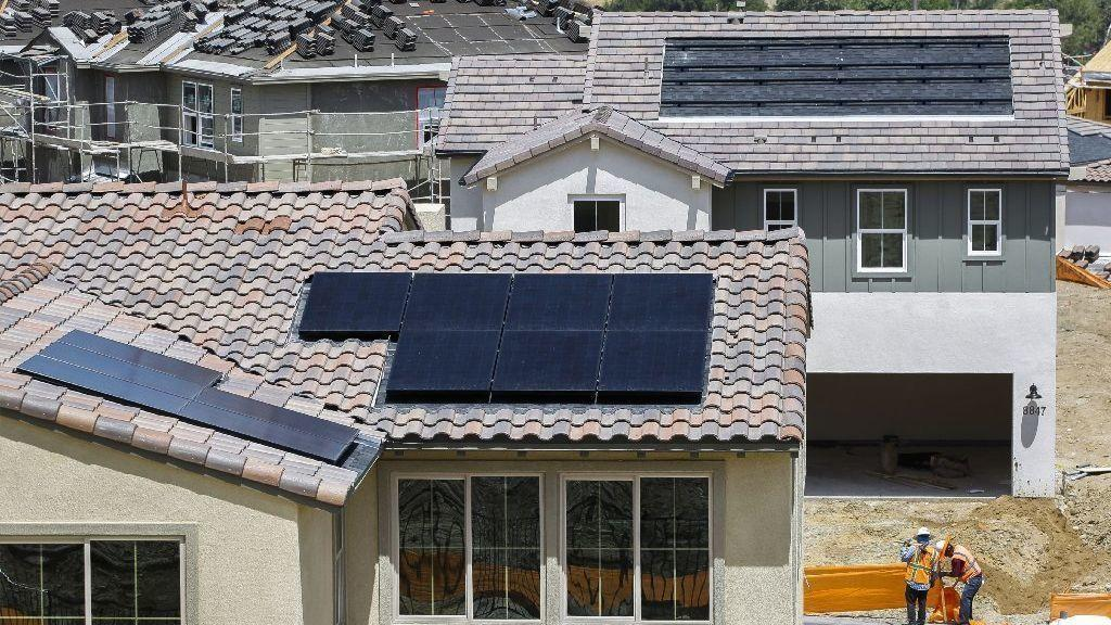 Why solar mandate will add to California\'s high cost of housing ...