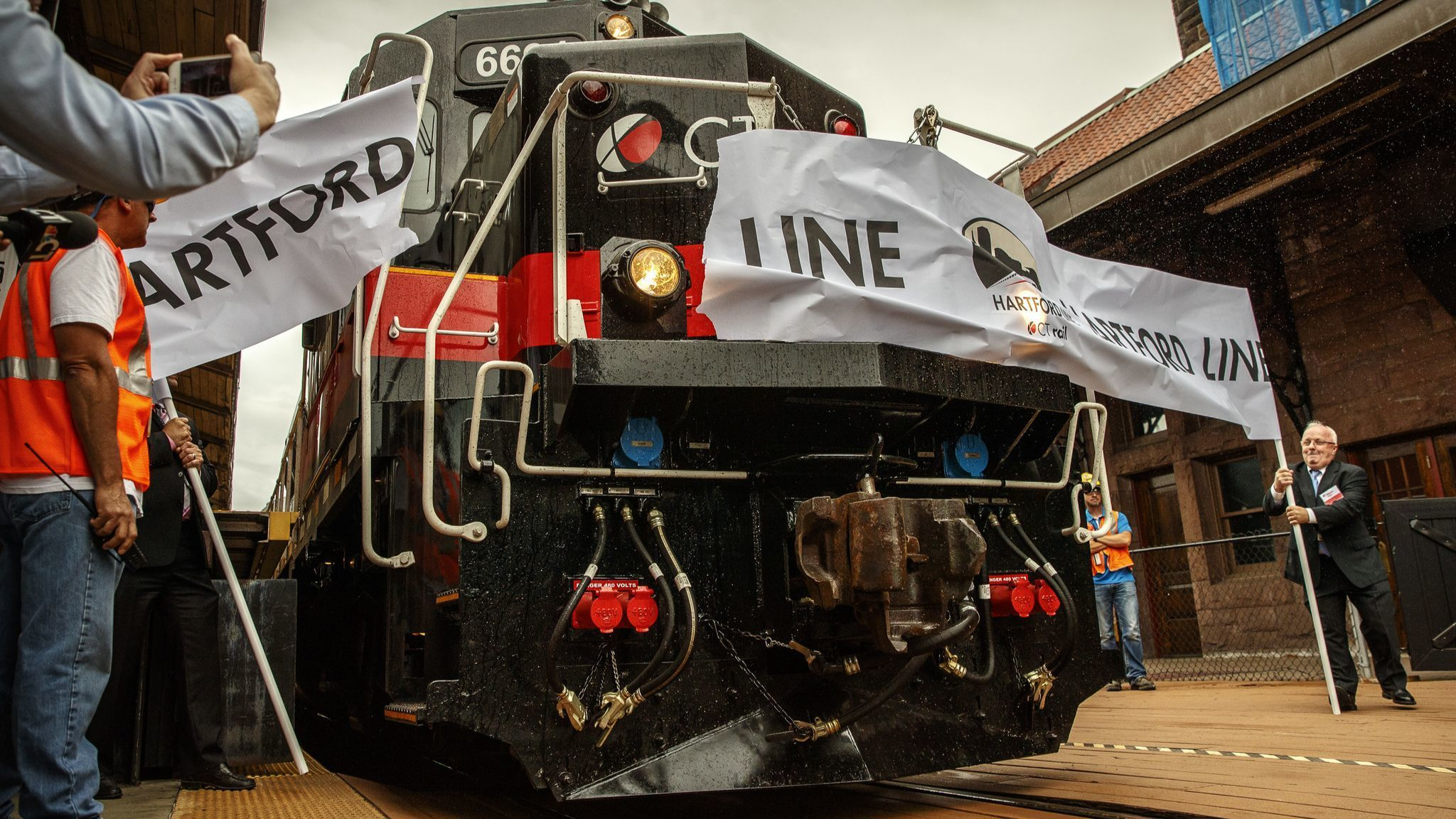 The Hartford Line Opens Saturday: Here's What You Need To Know Before You Climb Aboard | Hartford Courant