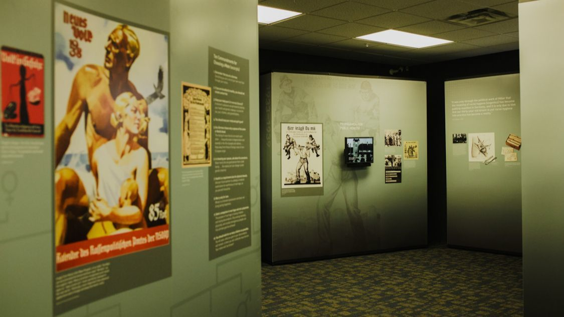 The Holocaust Memorial Resource and Education Center:
