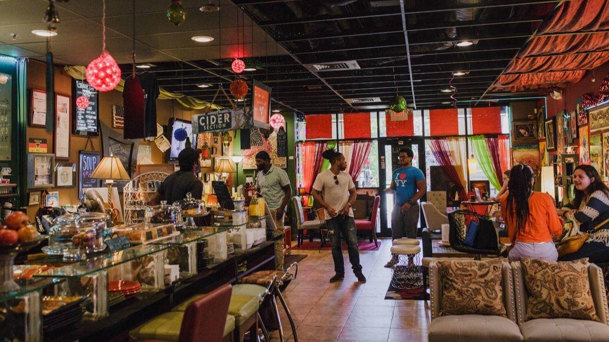 Achilles Art Cafe