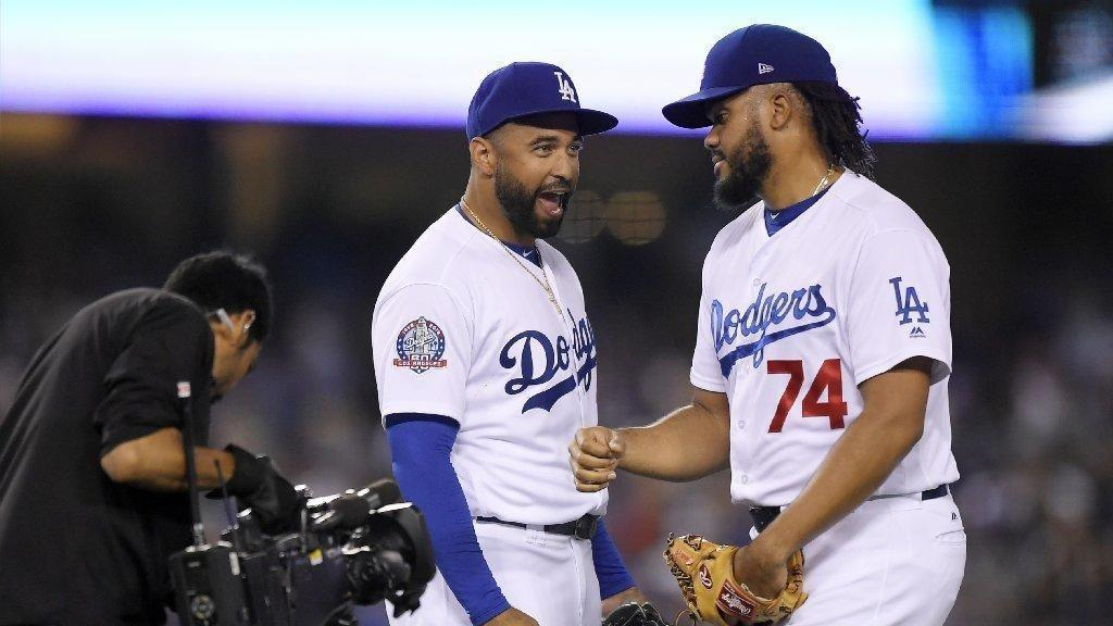The Dodgers' bullpen has been their saving grace during surge