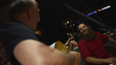 Father's day: Son recording album with Newport News dad