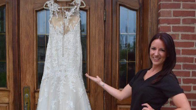 Oncology nurse wants to give her never-worn wedding dress to a ...