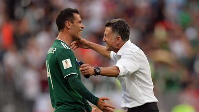 Group F Germany vs Mexico