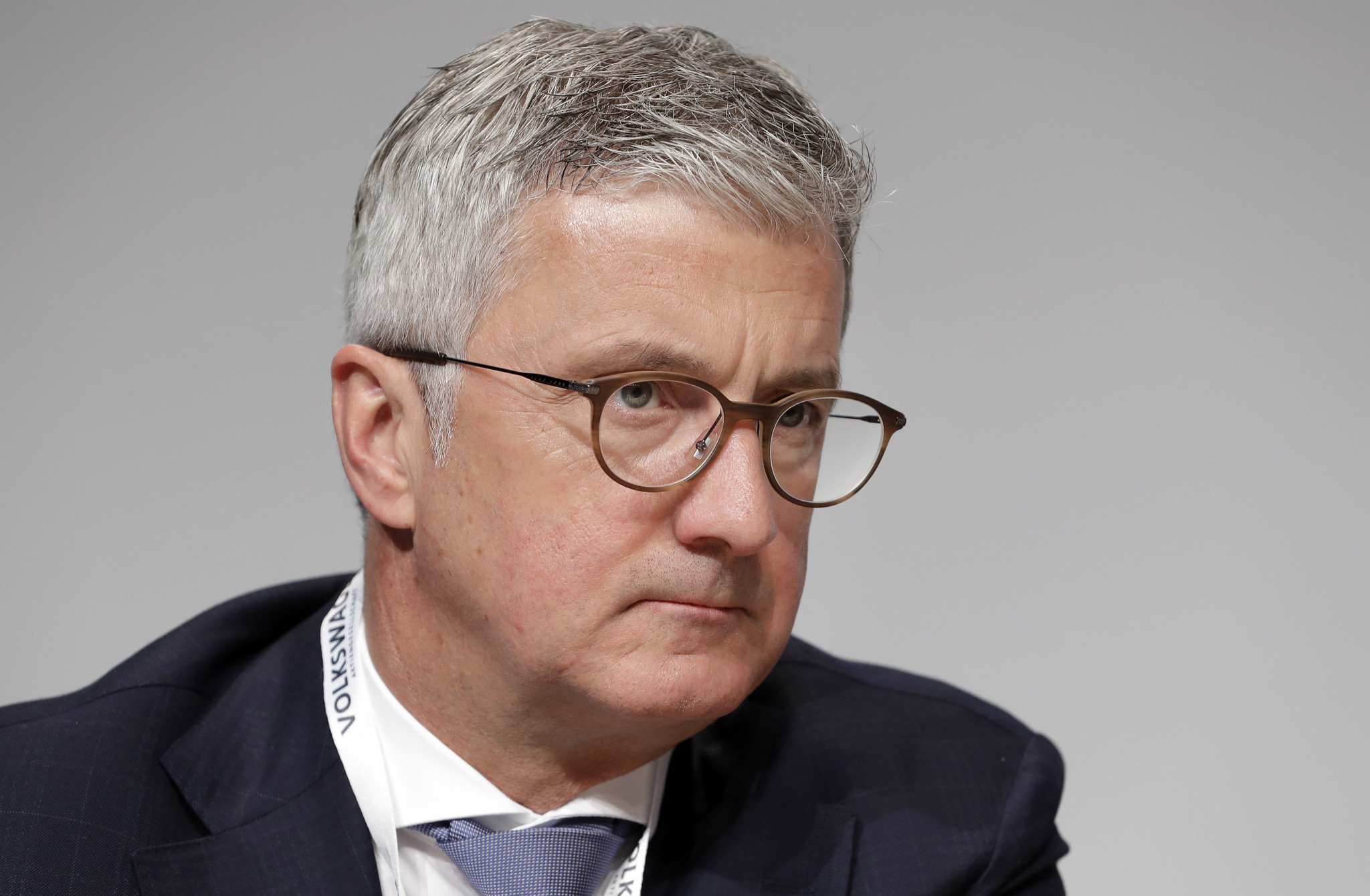 Audi CEO detained in the case of fake data on emissions of diesel engines 94