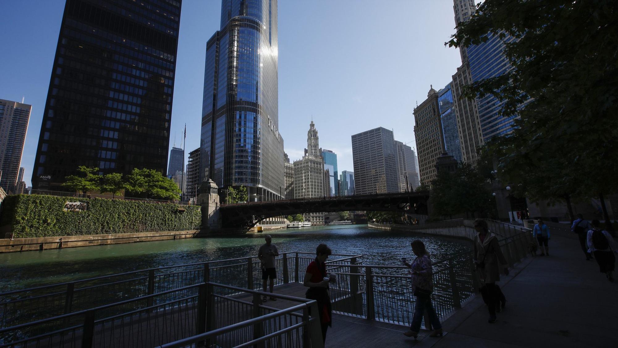 Escort chicago river north