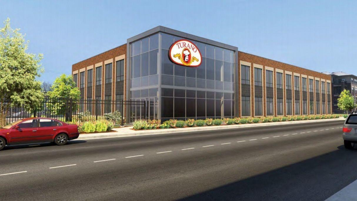 Turano Baking Seeks New Office Building In South Oak Park