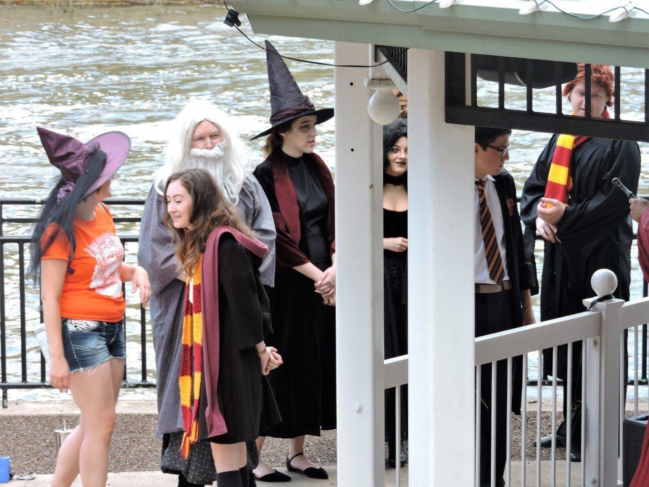 Warner Bros Crackdown Puts Dark Mark Over Harry Potter Festivals