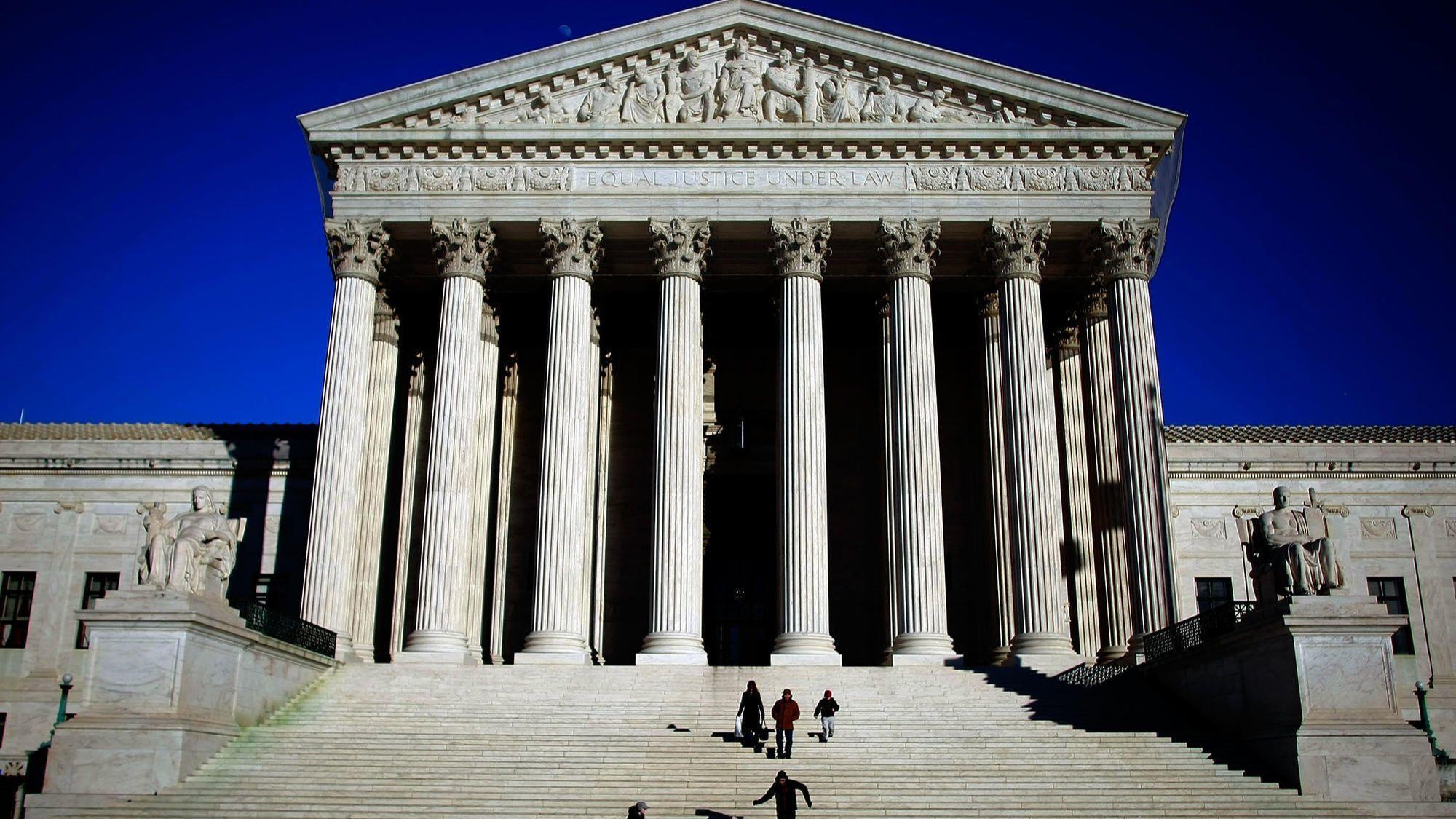 Supreme Court sidesteps definitive ruling in Maryland congressional ...
