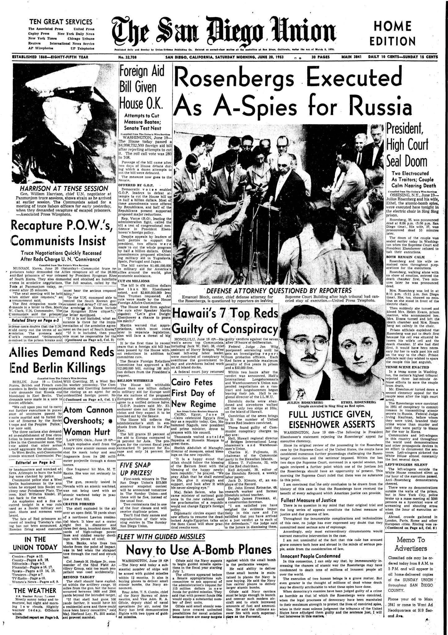 June 20, 1953