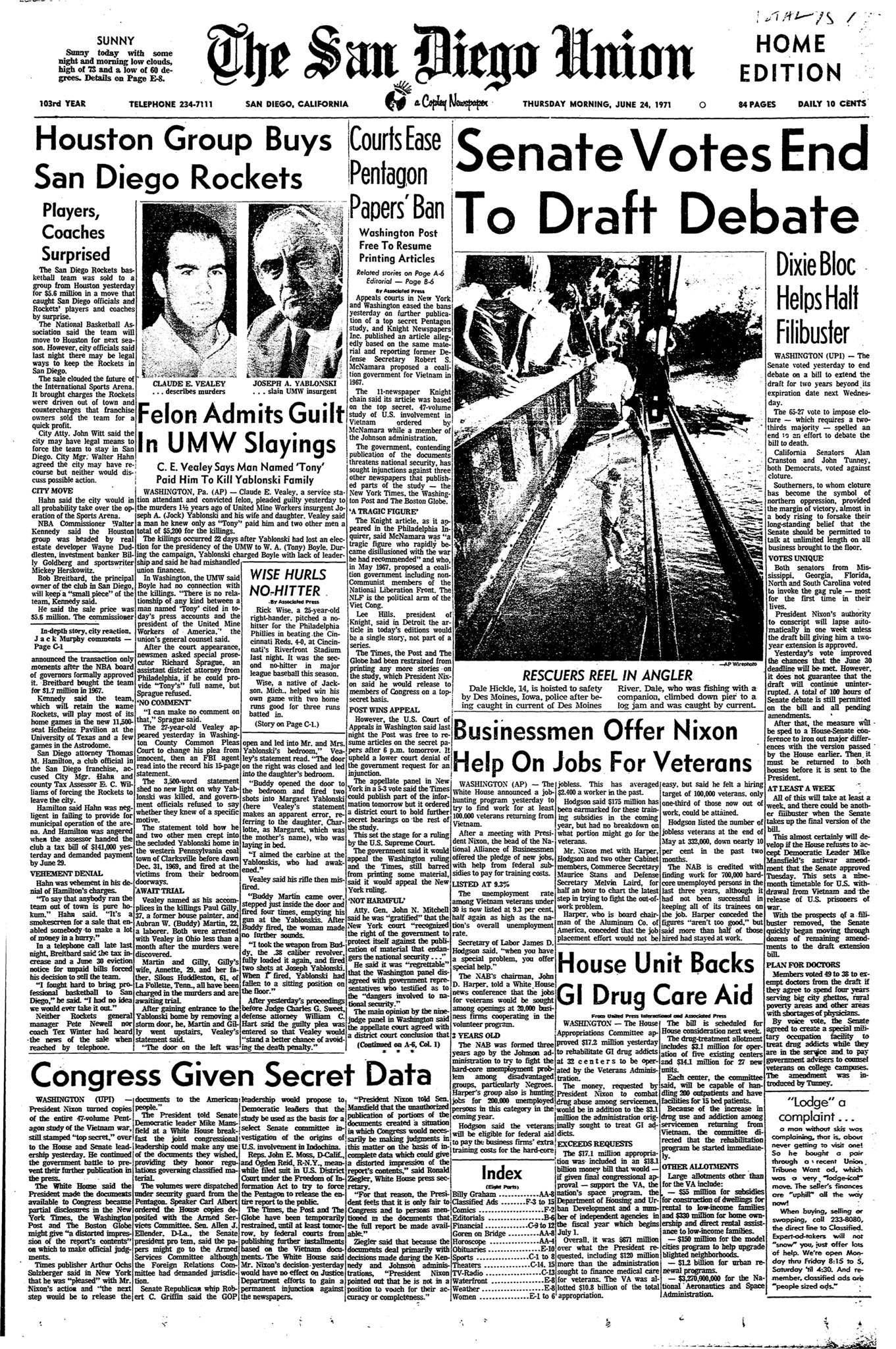 June 24, 1971