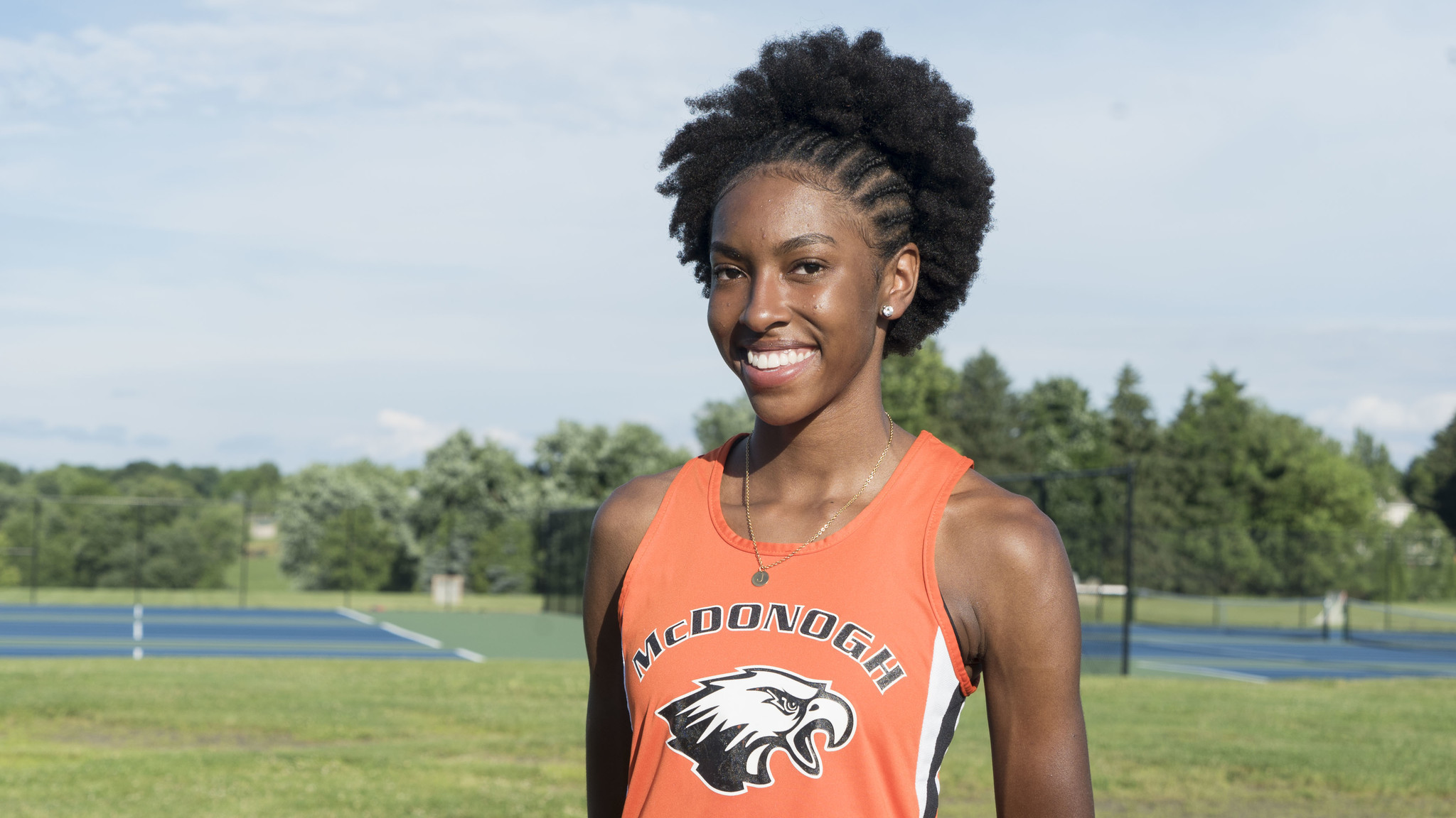 2018 All Metro Girls Outdoor Track And Field Performer And Coach Of