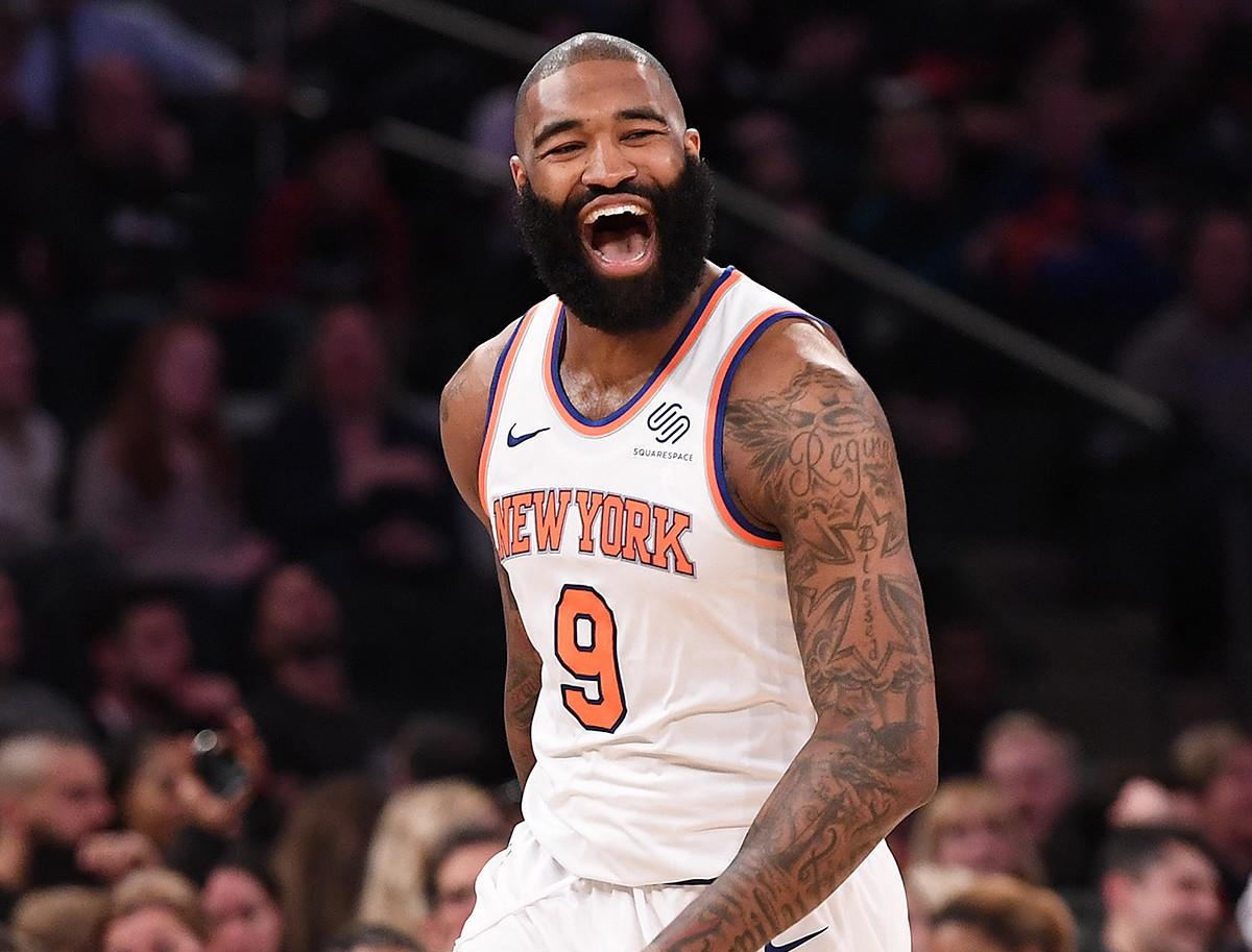 Knicks Reserve Center Kyle Oquinn Declines Player Option Will