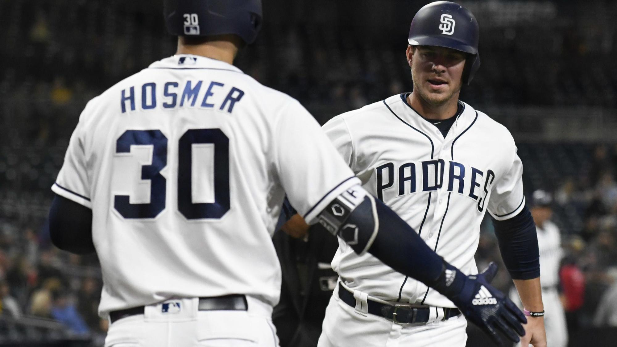 Sd-sp-padres-eager-to-finally-pair-wil-myers-eric-hosmer-20180621