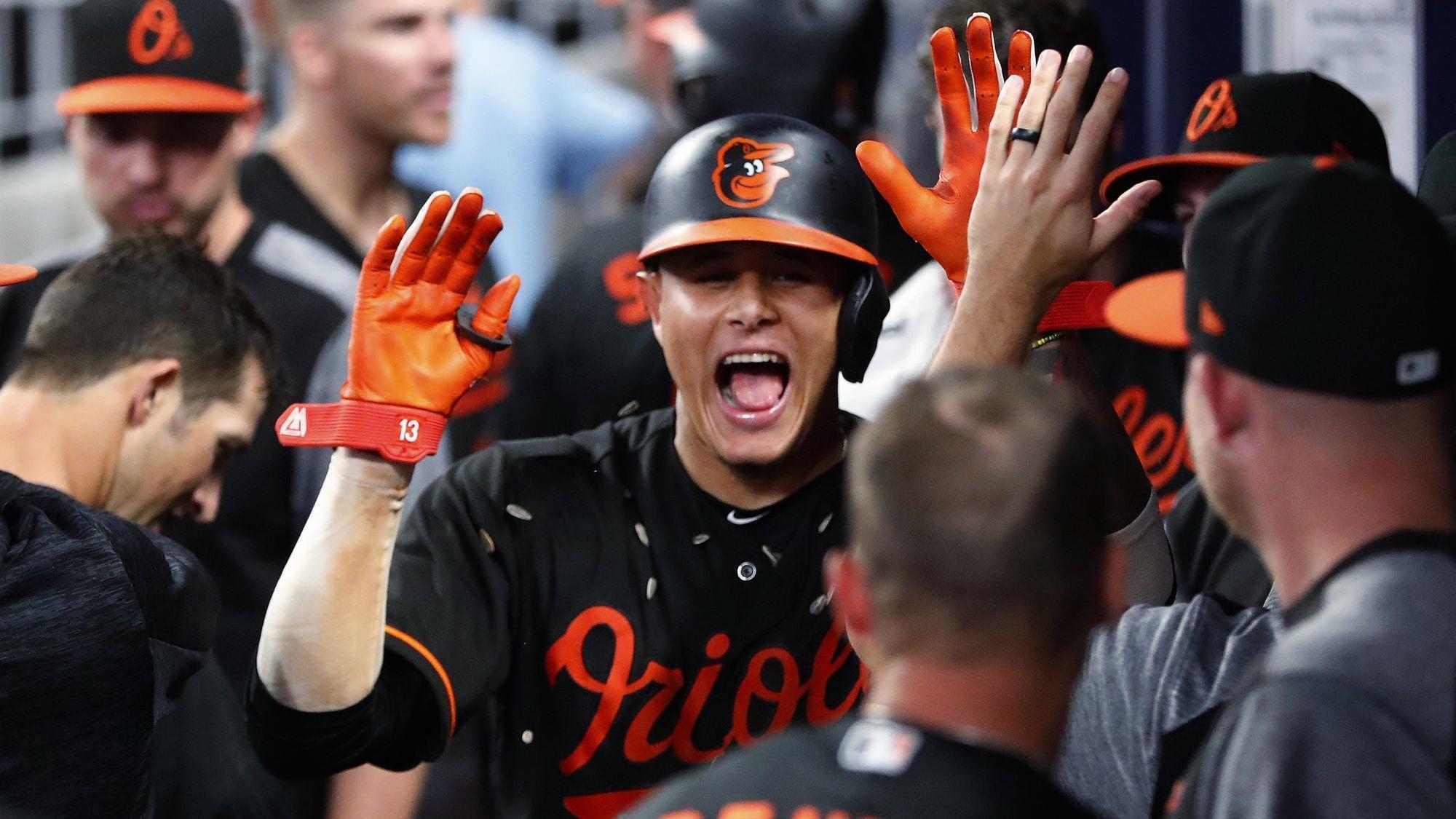 Manny Machado hits two-run homer in 15th, Orioles earn 10 ...
