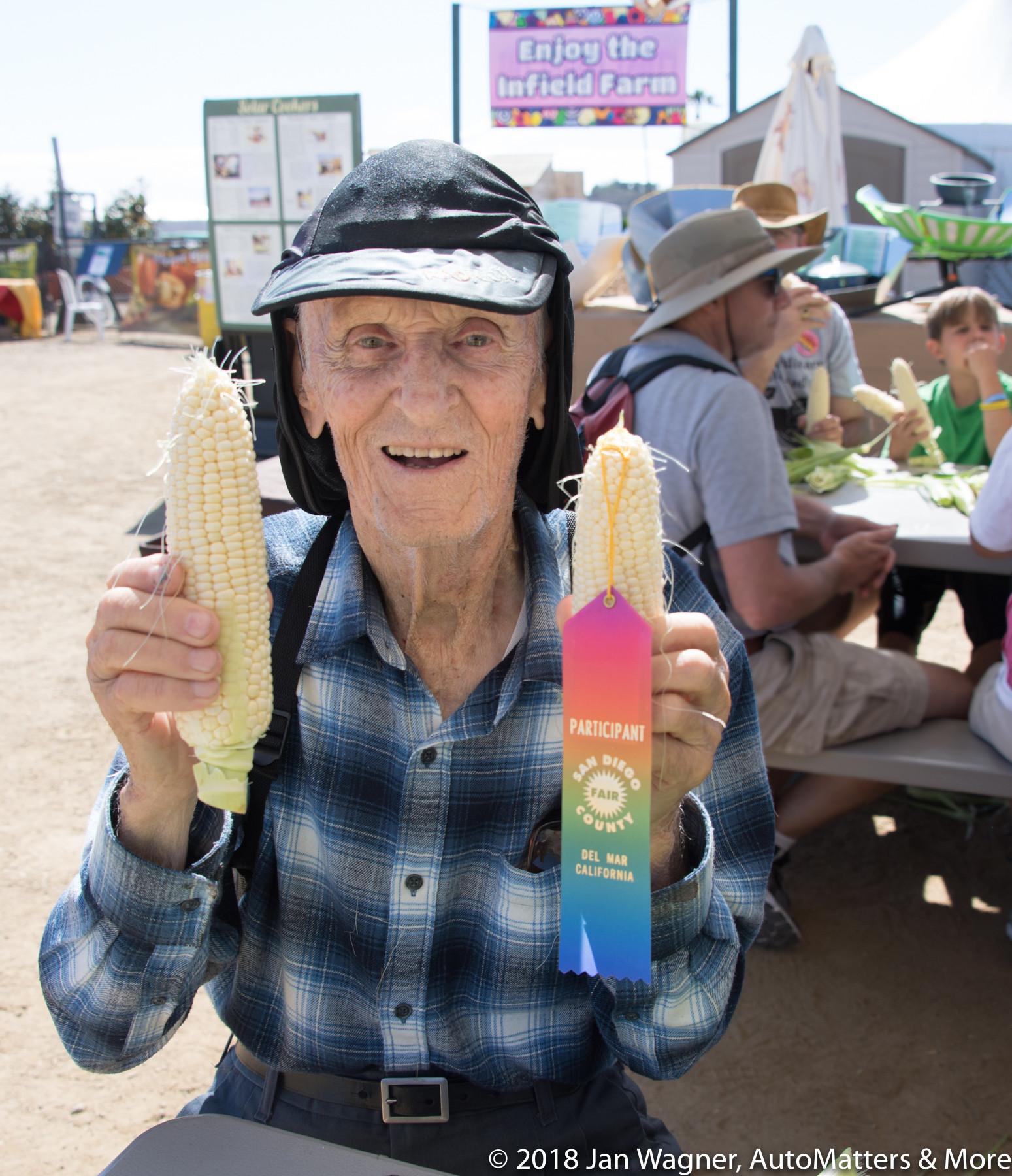 Fred corn