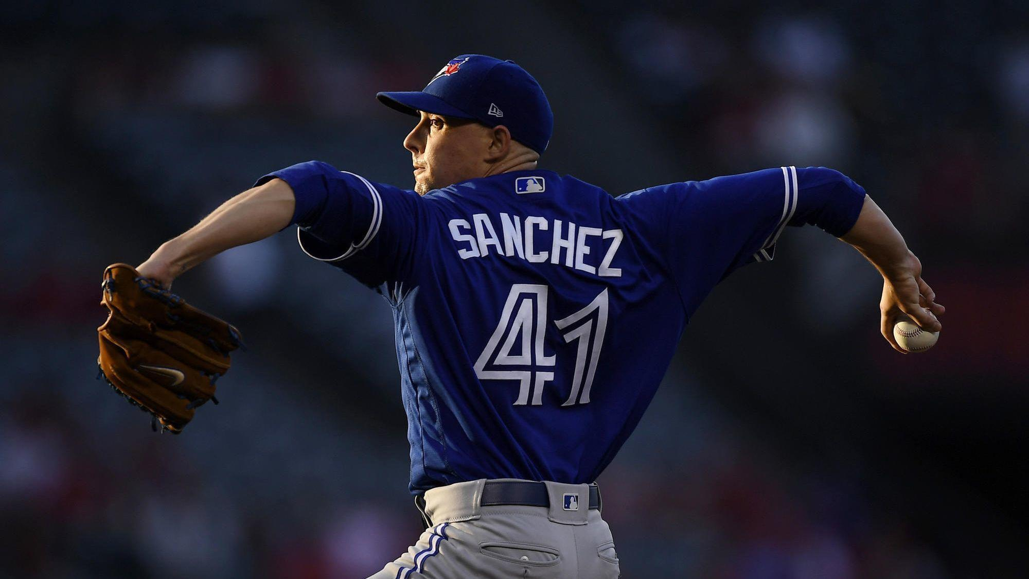 MLB: Blue Jays put pitchers Aaron Sanchez and Jaime Garcia on DL