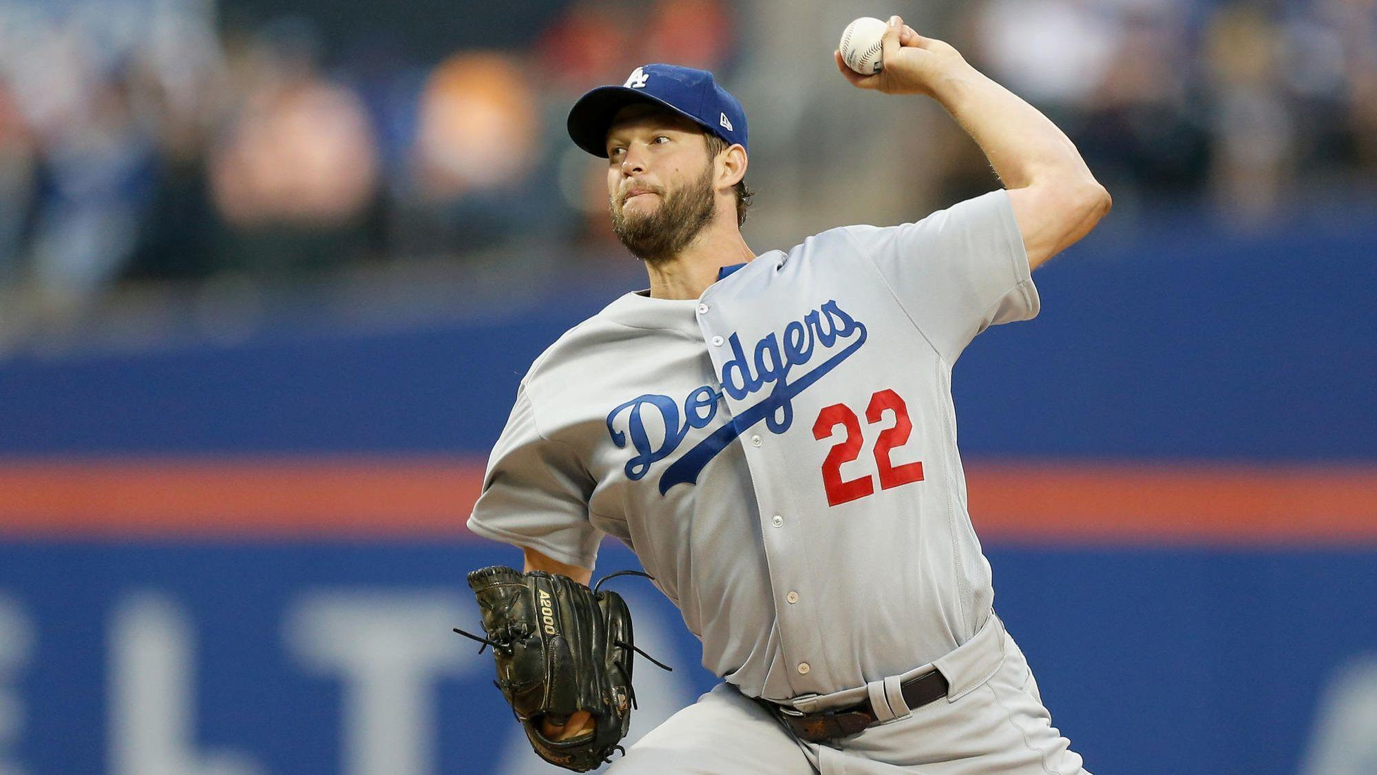 Clayton Kershaw flashes talent and rust in return; Dodgers beat Mets 8-3