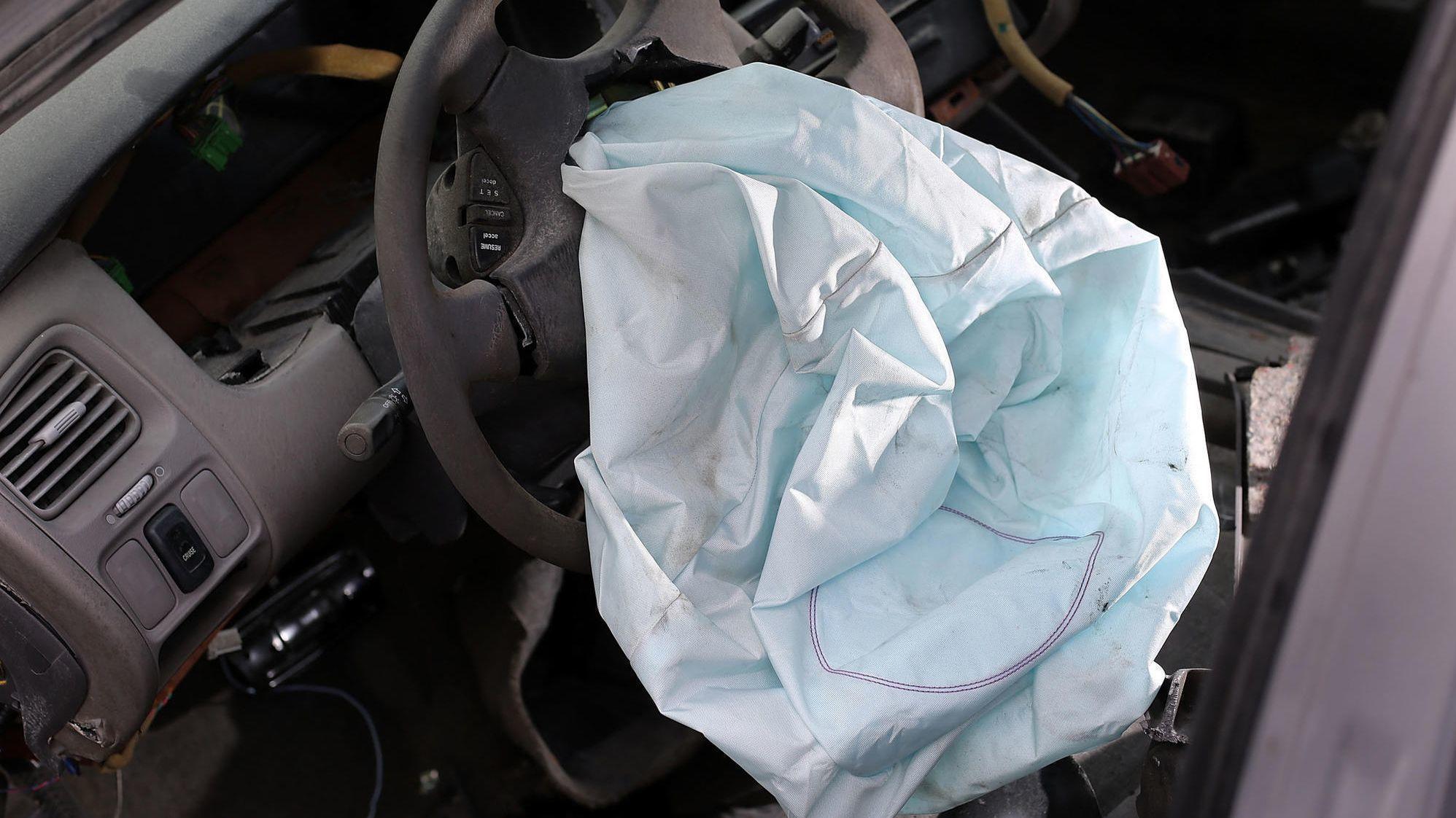 Despite Danger Airbag Parts Still On Back Order For Some Car Models Sun Sentinel