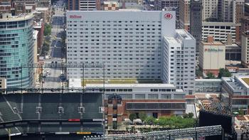 Baltimore's 10-year-old convention hotel finally makes a profit