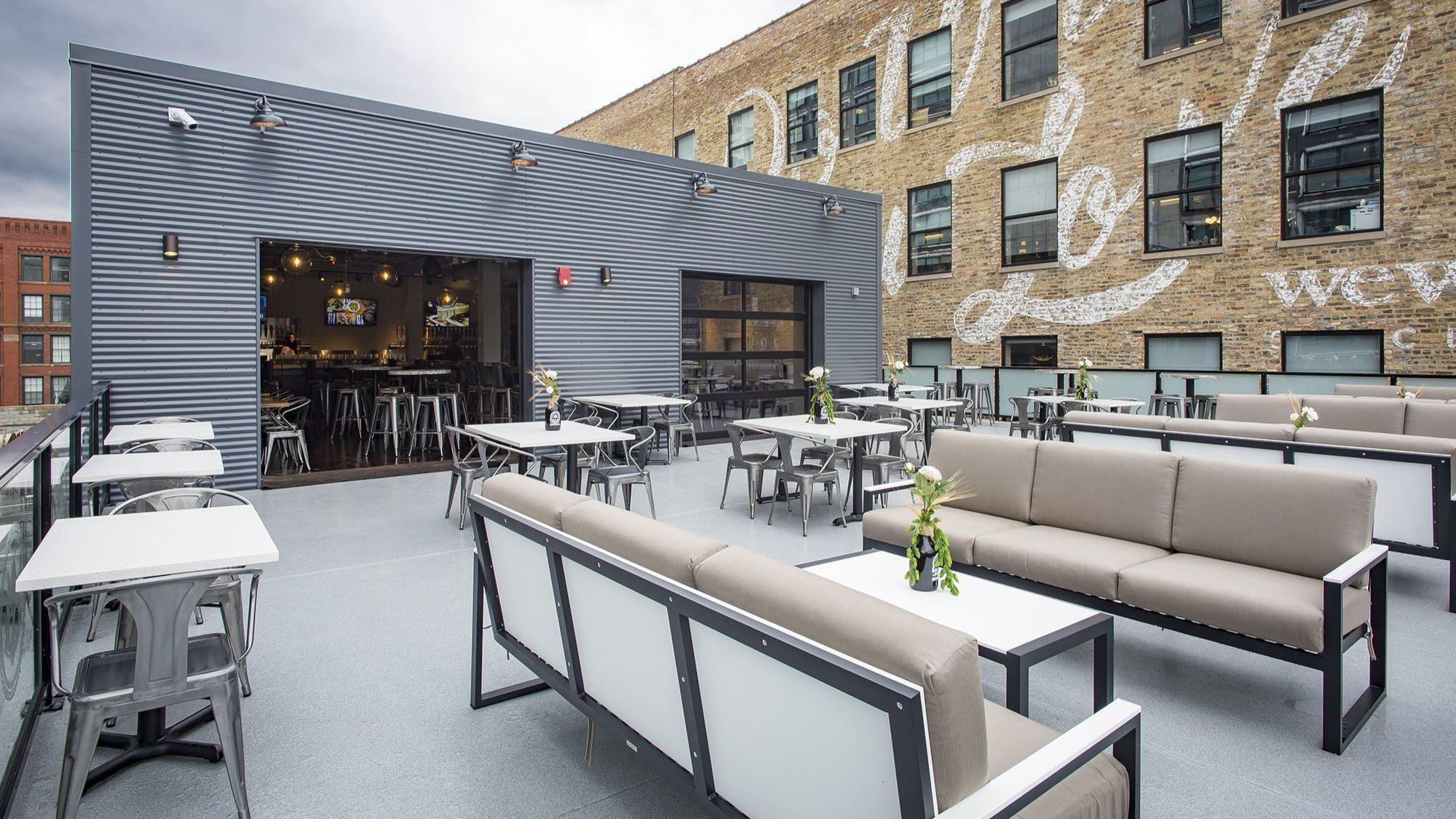 Ballast Point Debuts Rooftop Patio This Weekend In Fulton Market   RedEye  Chicago