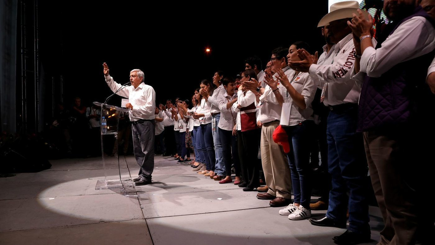 Essential California: The drug war implications of Mexico going to the polls