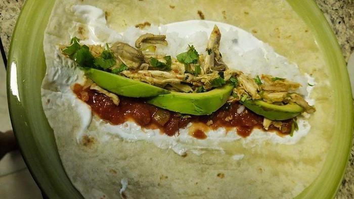 How to cook iguana burritos