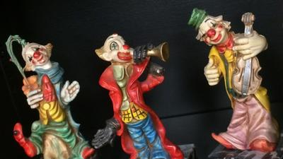 Pictures: American Clown Museum & School