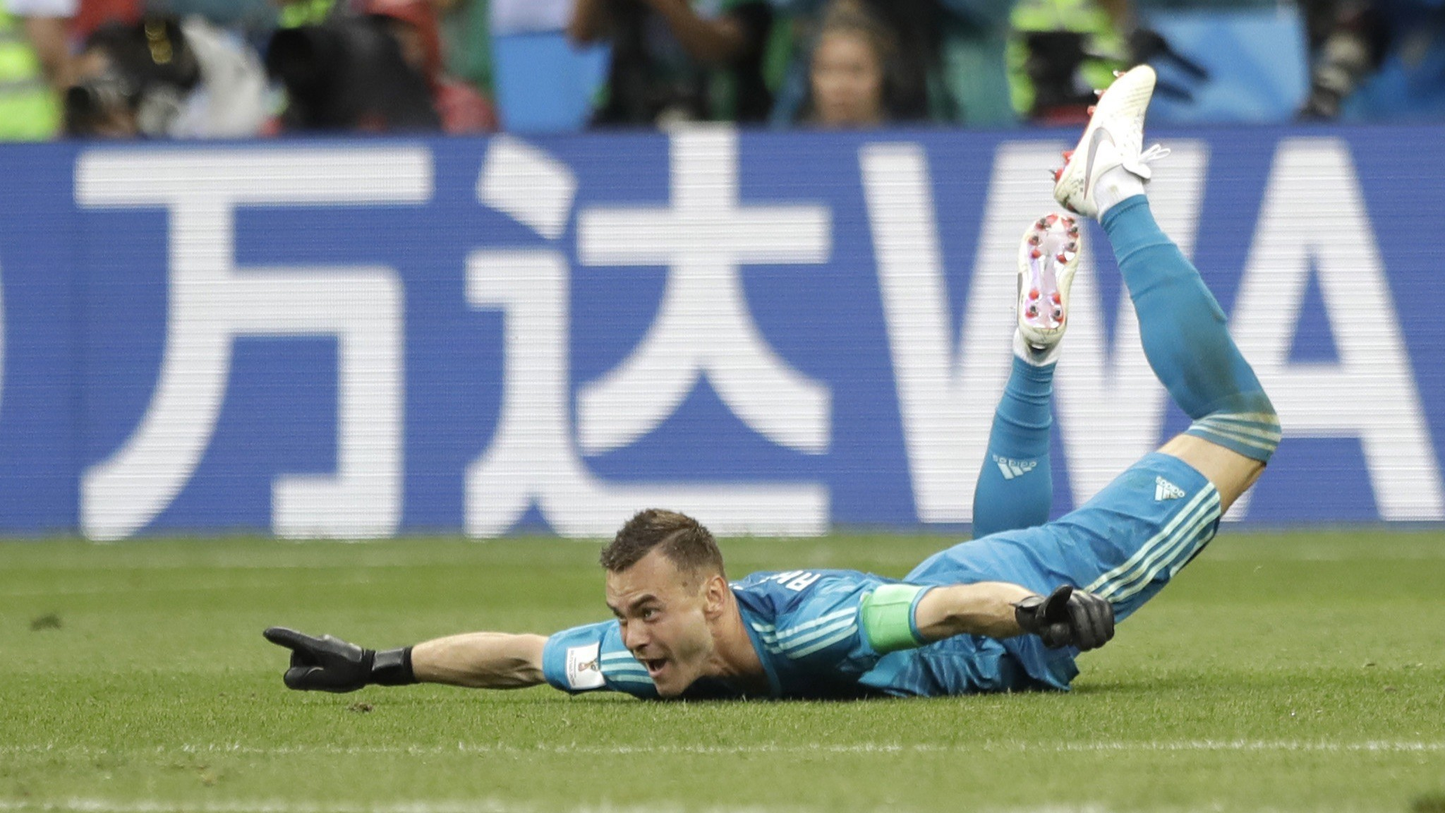 Russia provides another improbable World Cup surprise with elimination of Spain