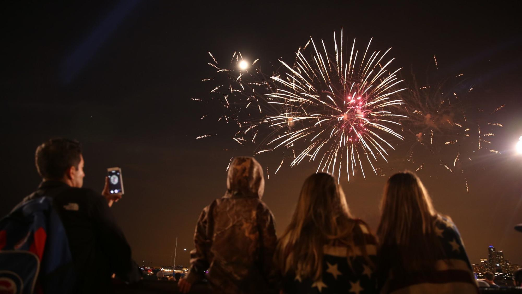 Where to watch fireworks in the Chicago suburbs and Northwest ...