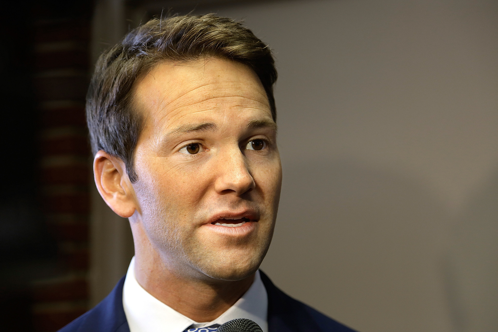 Supreme Court won't take case of ex-Illinois Rep. Aaron Schock, who challenged his indictment for misusing government funds