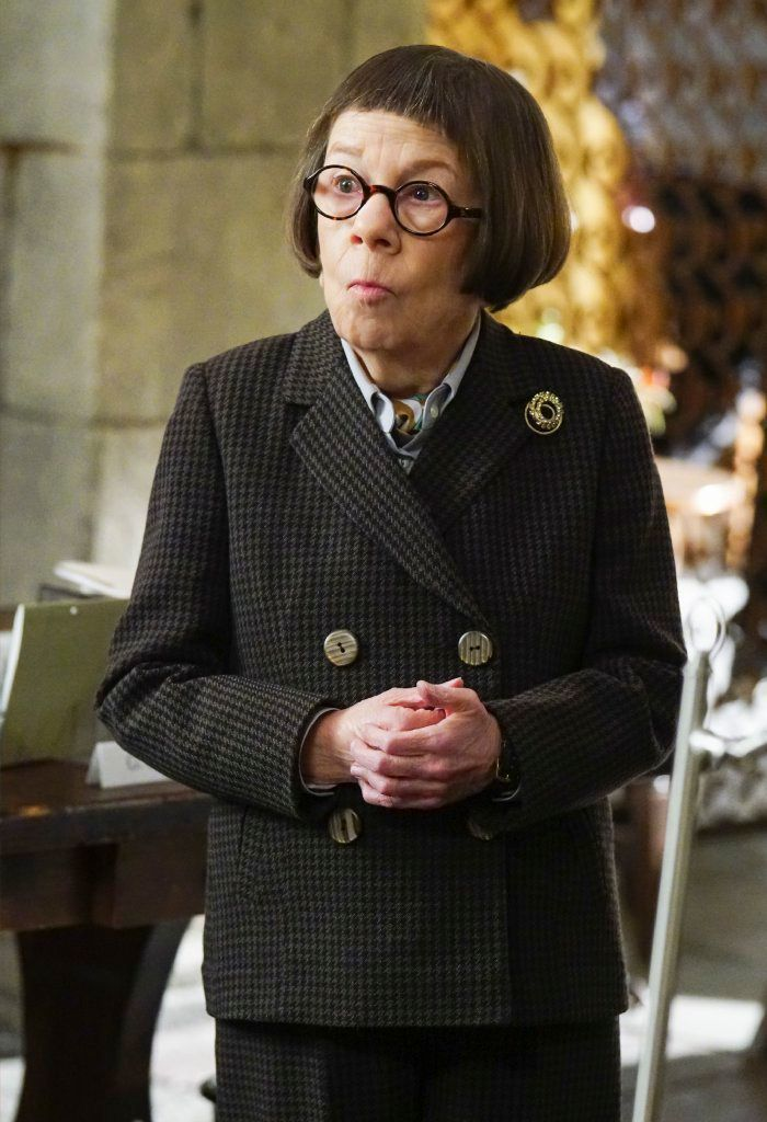 Oscar Winner And Ncis Los Angeles Actress Linda Hunt In