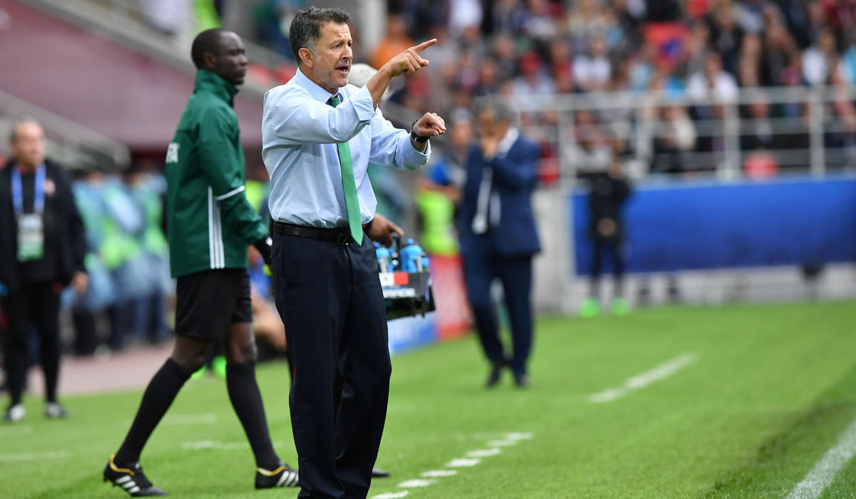 Odds are Mexico's Juan Carlos Osorio is leaving — but where is he going? U.S. is a perfect fit.