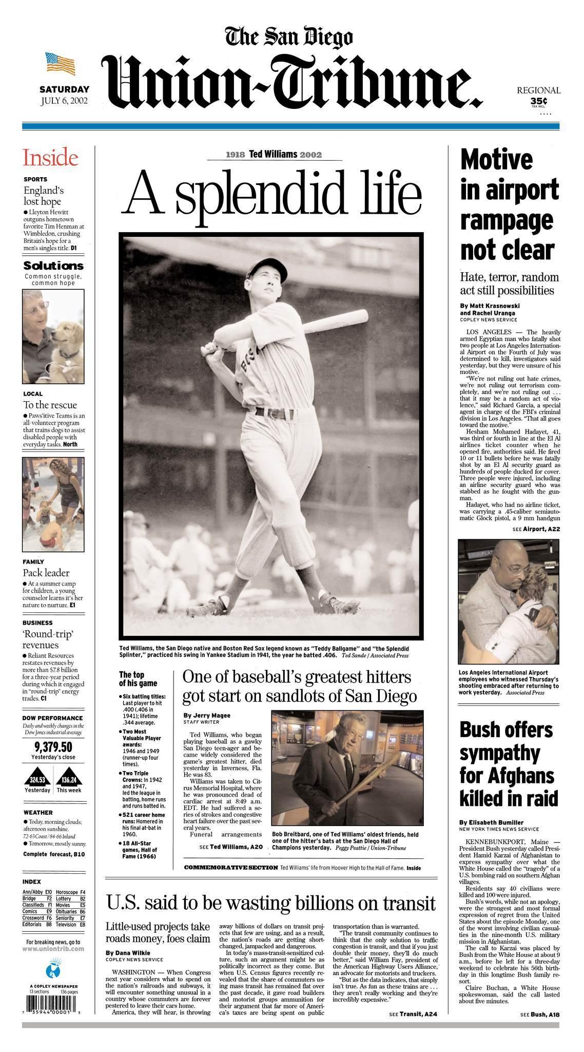 July 6, 2002