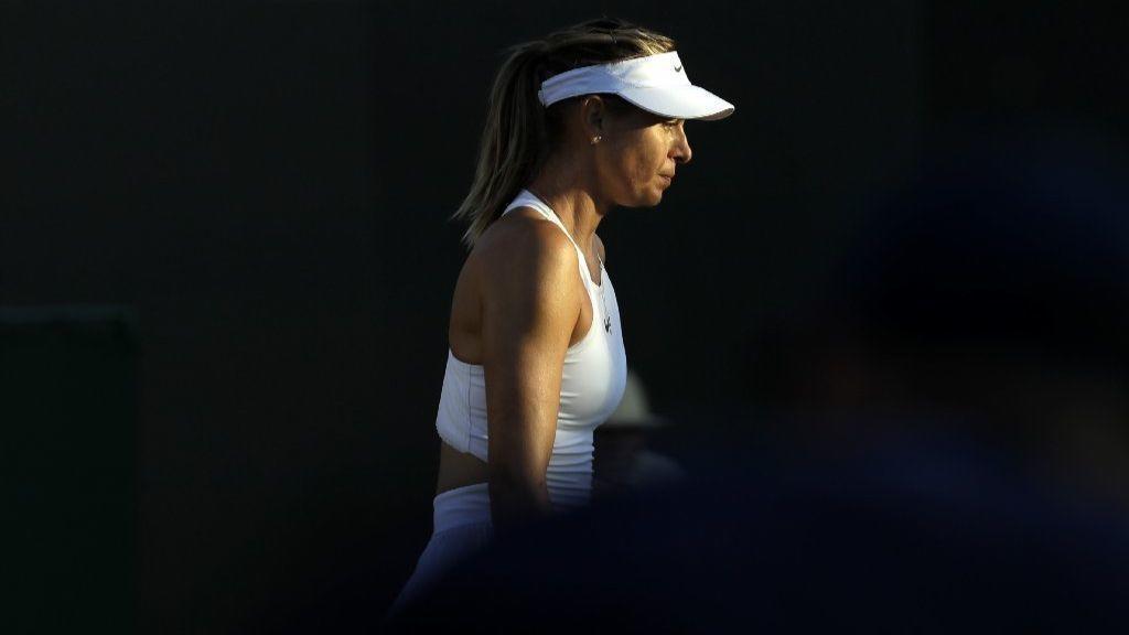 Past champions Maria Sharapova, Petra Kvitova among Wimbeldon first round upsets