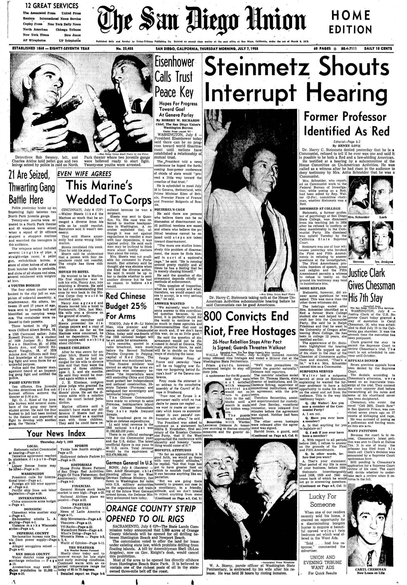 July 7, 1955