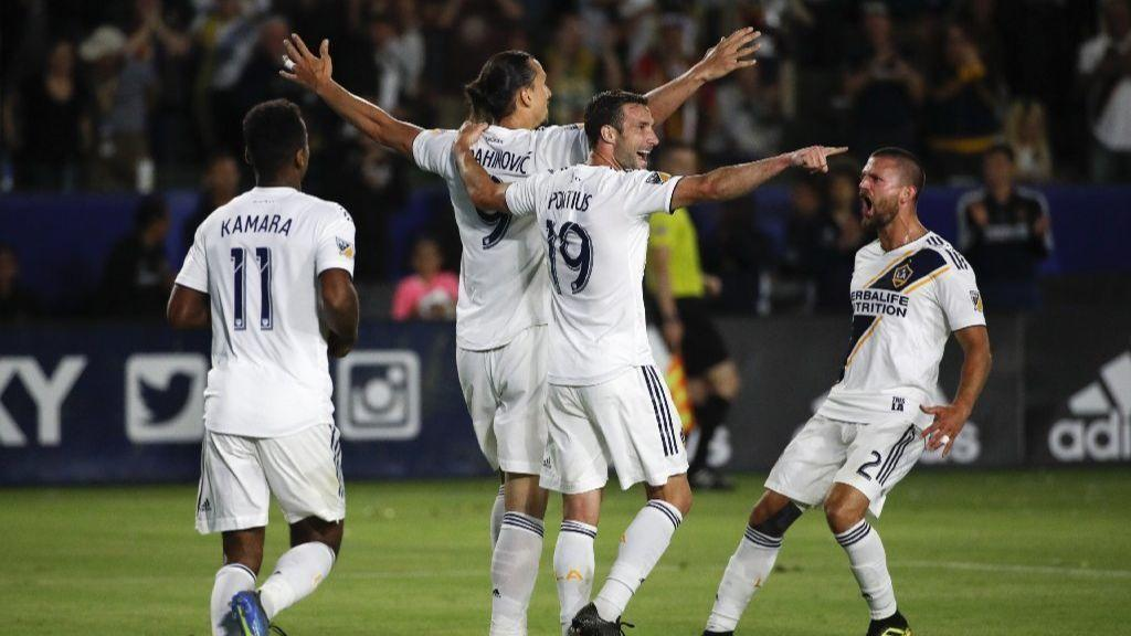 Galaxy hope for more fireworks on offense in Fourth of July meeting with D.C. United