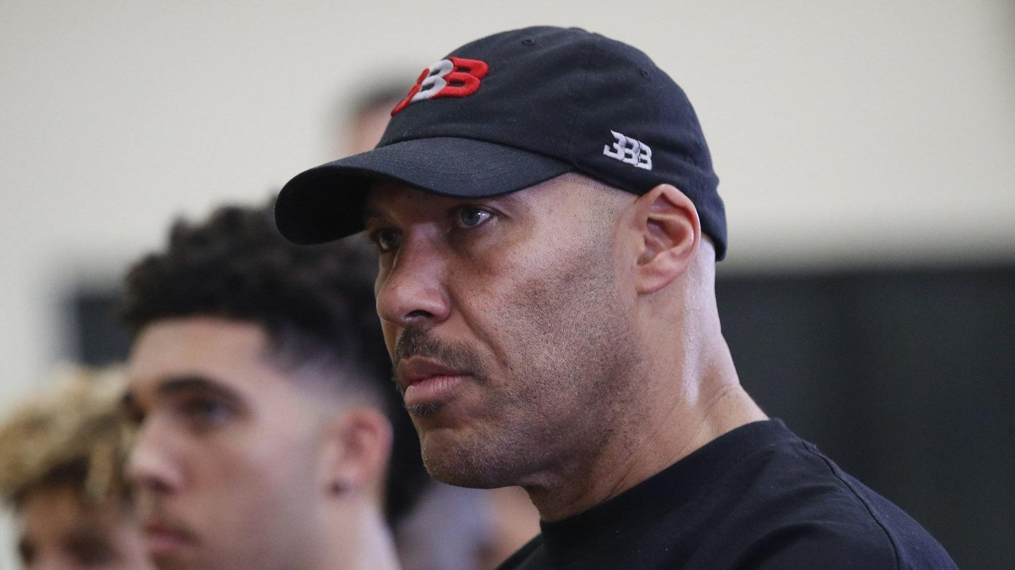 LaVar Ball says his son will make LeBron James 'better' — as long as Lonzo has the ball