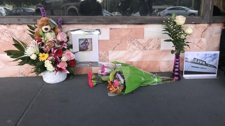 Grimmie memorial