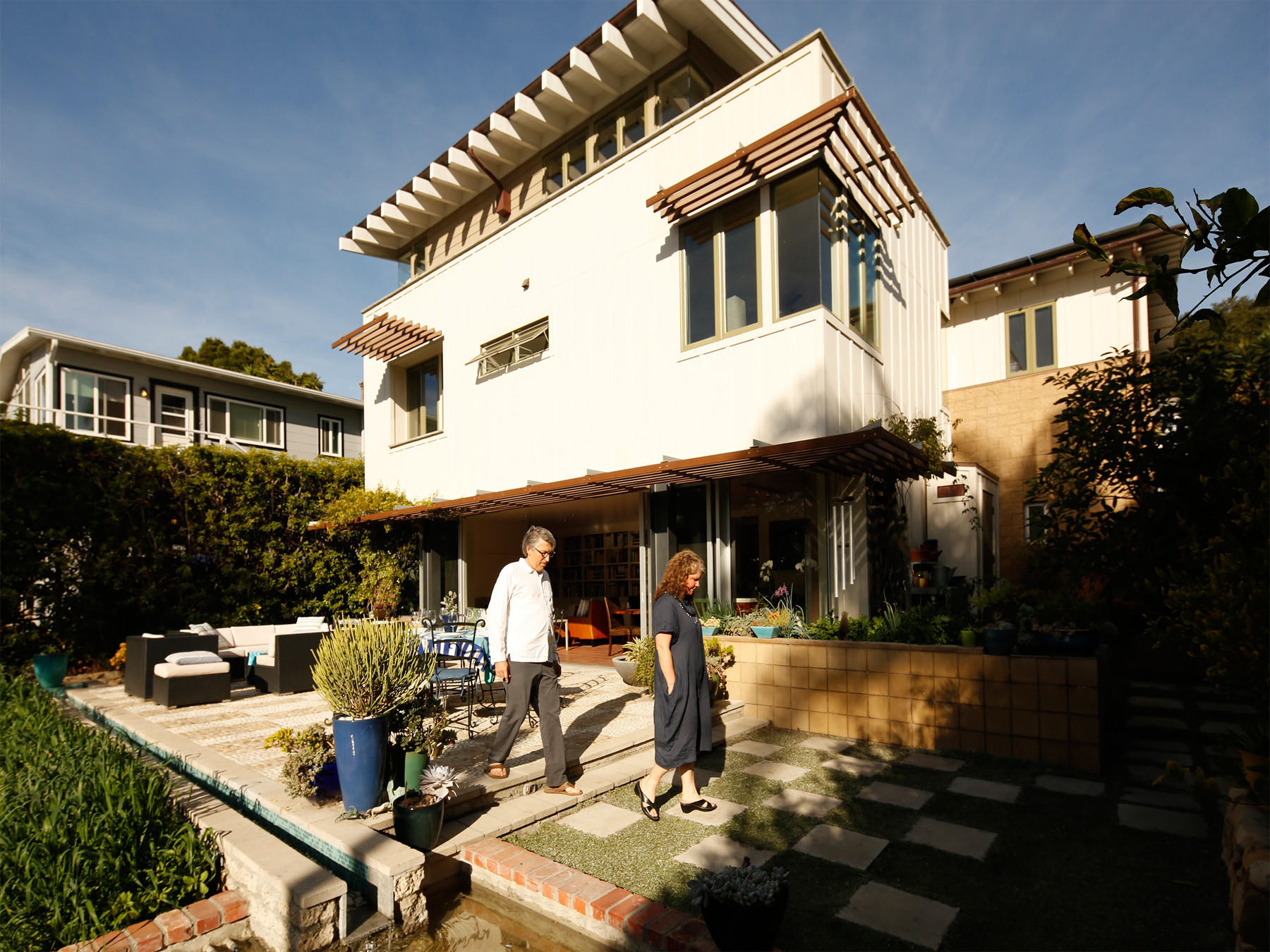 A sustainable remodel in Santa Barbara