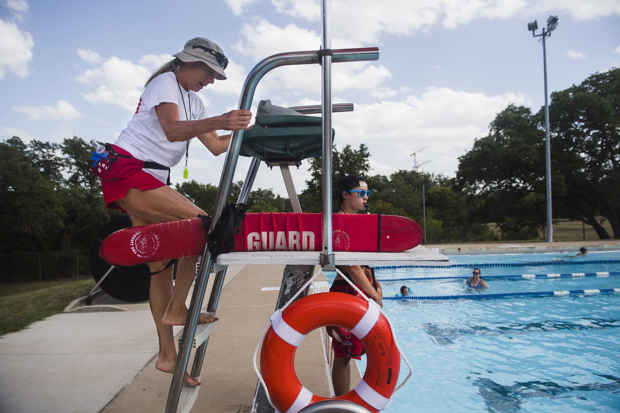 Lifeguard Training Course 2017 - Camp America