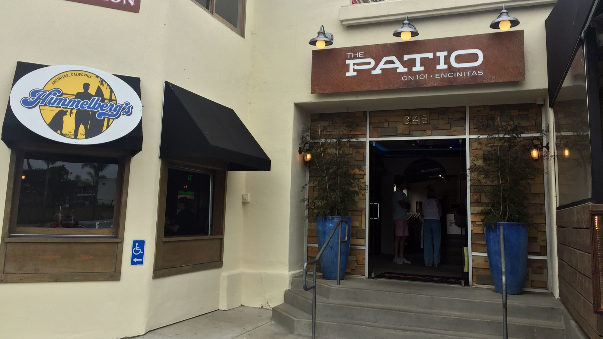 Shuttered Encinitas Eatery Reborn As Patio On 101   The San Diego  Union Tribune