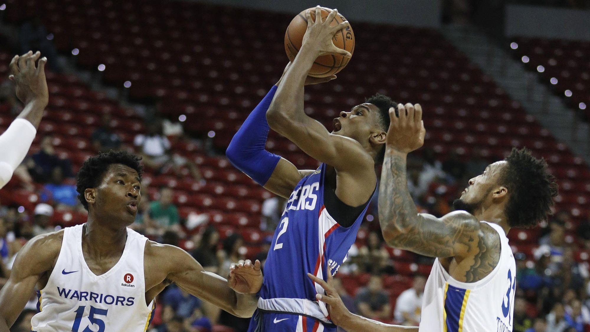 Clippers rookies have solid outing in Summer League debuts