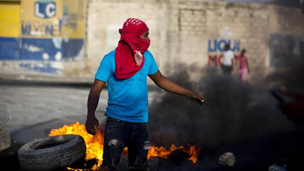 Haiti suspends fuel price hike after protesters riot | Baltimore Sun